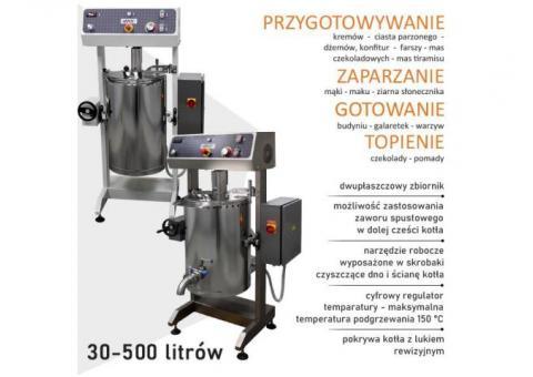 Multizaparzacz Maszyna do kremów Nierdzewna K60