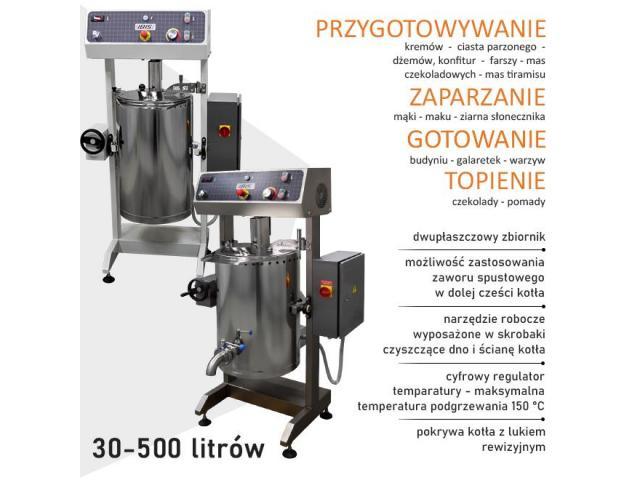 Nowy Multizaparzacz Maszyna do kremów budyniu K30 - 2/3